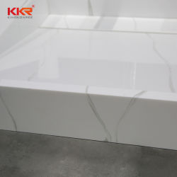 Sanitarayware Corian Marble Stone acrílico Solid Surface Casa de Banho Stone Basin