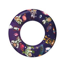 De opblaasbare Zwemmende Ringen van pvc, de Baby en het Volwassen Drijven zwemmen Ringen,  Inflatable Pool Vlotters, het Speelgoed van de Volwassene en van Jonge geitjes