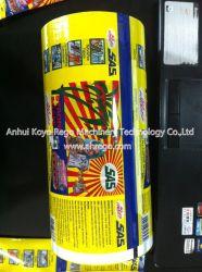 Pellicola di plastica/pellicola per imballaggio in acqua/pellicola per imballaggio in succo/pellicola per imballaggio in bevande/materiale per imballaggio in liquidi