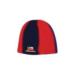 إعلان نمط 100% أكريليكيّة شخصية شتاء [بني] قبعات مع عادة علامة تجاريّة شتاء يحبك أغطية