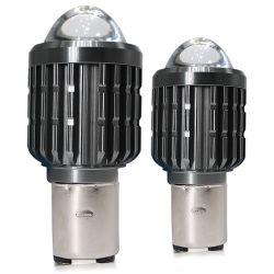 Lightechauto H6 12V LED-werklichten met LED-koplampen voor motoren Scooterlamp