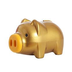 아이 선물 돈 저축 단지 장난감 금화 돼지 저금통