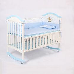 سرير أطفال خشبي قابل للتحويل سرير مفرد، أثاث أطفال عالي الجودة، تصميم بألوان طبيعية أسرّة للأطفال في عيد الميلاد بأسعار محددة