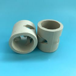 Anello di ceramica per impaccatura Torre Alumina 20%