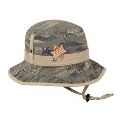 Cappello/protezione su ordinazione della benna di pesca di estate della molla del ricamo di buona qualità di nuovo modo di arrivo