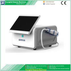Golden Micro fracional de Cristal Microneedling RF Refunenation Pele Derma Caneta para prega nasolabial extracção cuidado da pele a máquina