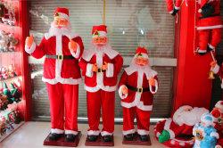Red Old Man Décoration de Noël Ornaments