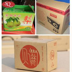 물결 모양 판지 상자, Water-Based Flexo 또는 사진 요판 잉크를 인쇄하는 종이