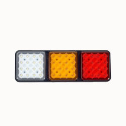 E-MARK Adr carretilla LED luz trasera del remolque dejar las luces de giro