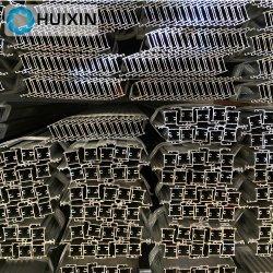 Mercato africano profilati in alluminio profilati in alluminio profilati per finestre