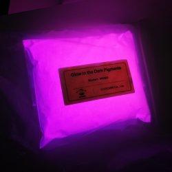 Phosphoreszierende Spray-Lack-Puder-Beschichtung, Leuchtfarbe-Pigment-Puder