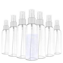 Удалите прозрачный 2 oz 4 унции 20ml 30ml 50ml 60ml 100 мл духи тумана пластмассовых ПЭТ бутылок опрыскивания