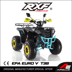 125cc ATV Commander 125cc 8 Zoll Rad E-Start Off-Road Quad