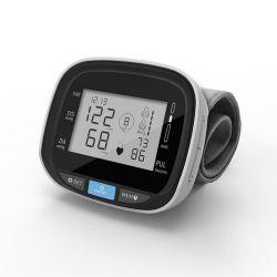 Артериального давления на запястье цифровой монитор портативный автоматические измерения артериального давления монитор ЖК-дисплеем и функцией памяти для 2 пользователей