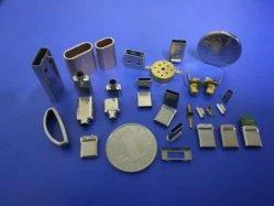 Novas peças de estamparia de metal de precisão personalizados de carro/Electronic/E cigarros