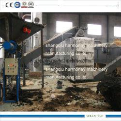 油中固体燃料油ガス化リサイクル熱分解ライン
