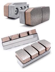Mattone abrasivo diamantato L140mm