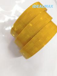 Diamond класса 3m качество желтый видимости Пэт светоотражающей пленки