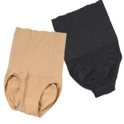 Biancheria intima sexy di abitudine dei pantaloni di vendita di colore del Tummy di controllo della biancheria intima della biancheria intima di periodo donne femminili calde senza giunte pure calde delle mutandine delle alte