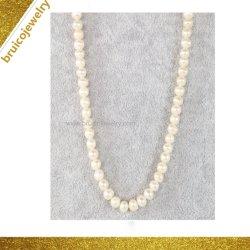 Элегантные украшения принадлежности женщин просто пресноводных Pearl мода украшения, подвесная цепочка