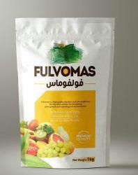 100% Estratto Vegetale Solubile In Acqua Bio Acido Fulvico Polvere