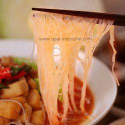 Faible teneur en lipides des vermicelles de riz