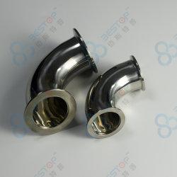 316 componenti di vuoto del gomito dell'acciaio inossidabile