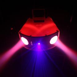 LED de combinaison de prix de la lumière laser disco pour les barres KTV