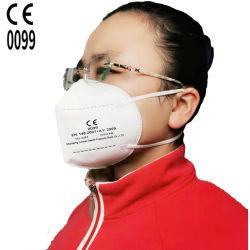 Breathable nichtgewebte Antistaub-/Wind-/des Sand-/Soot/Pm2.5/Filter N95/KN95/FFP1/Face/Respirator FFP2 Wegwerfschablone mit Ventil für schützendes