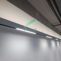 2019 Nouveau produit suspendue jusqu'à LED et vers le bas avec Lumière linéaire double faces de l'éclairage