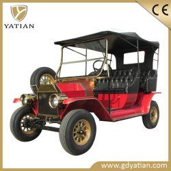 Campo de Golf Motor AC sin escobillas 4 Pasajero coche eléctrico del vehículo eléctrico