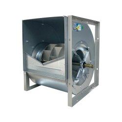 280mm direto da fábrica para purificação de gás do Ventilador do Soprador da caldeira Curvada para Trás