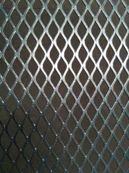 Pannelli reticolari in espansione acciaio galvanizzato appiattito del metallo rete fissa di protezione di spessore di 2mm - di 1mm
