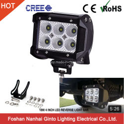 Cree 12V/24V Offroad 18W 4inch CREE luce a LED barra luci auto Offroad USA (GT3400-18W)
