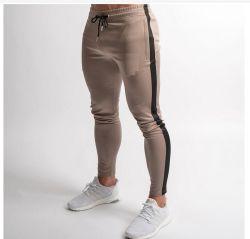2018 Panel populares pantalones para correr al aire libre Sweatpants emparejador de los hombres pantalones