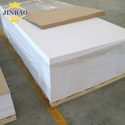 Jinabao A4 starker harter Kurbelgehäuse-Belüftung lamellierter Vorstand-Hersteller-Blatt-Material-steifes Panel-Plastikraum-Teiler-Vorstand für Tür