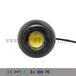 Foco LED lámpara de cabeza DRL para Jeep Wrangler Jk Tj Lj Harley Davidson