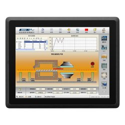 Écran tactile capacitif Panel PC industriel