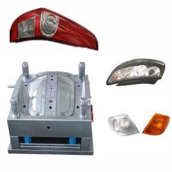Lámpara de automóvil personalizado Luz Atuo fabricante de moldes