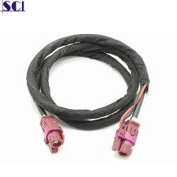 Voiture personnalisée sur le fil de données USB Vidéo Hsd Connecteur câble LVDS avec divers