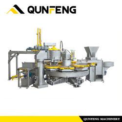 Qunfeng Qfy6-60 Terrazzo-Fliese-Maschine/Fliese-Maschine/Ziegelstein-Maschine