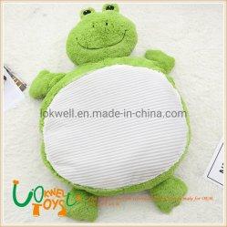 Grenouille couverture réduite en peluche de forme de Jeu Tapis de sommeil Produits pour bébé