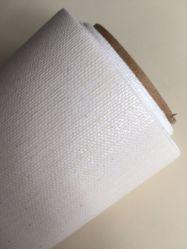 Tela di canapa pura 380GSM dell'olio di cotone di stampa solvibile lucida