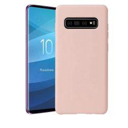 Ударостойкий жидкость силиконовый чехол для телефона Samsung Galaxy