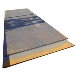강철 재질 A40 D40 열간 압연 조선 플레이트