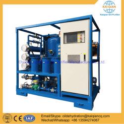 La Deshidratación de aceite aislante de vacío de aceite de Máquina purificadora