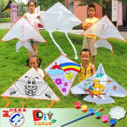 Custom новый открытый образование подарок для продвижения/Пляж DIY воздушного змея игрушки для детей/детей с логотипом
