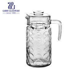 1,8 litros de bebidas de la fábrica de jugo de tetera de Vidrio Jarra jarra de agua para beber GB1117yd