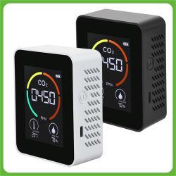 CO2 misuratore anidride carbonica CO2 sensore di anidride carbonica aria CO2 Strumento di misurazione dell'anidride carbonica PM 2.5