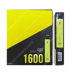 여분 대중적인 분첩 XXL 처분할 수 있는 Vape E 담배 1600 분첩 분첩 교류 분첩